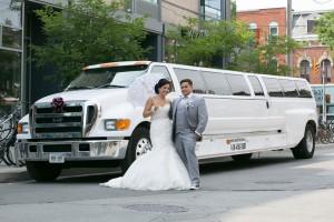 wedding-F650-limo